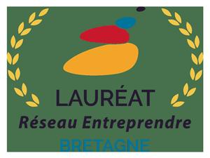 Laureat Reseau Entreprendre Bretagne